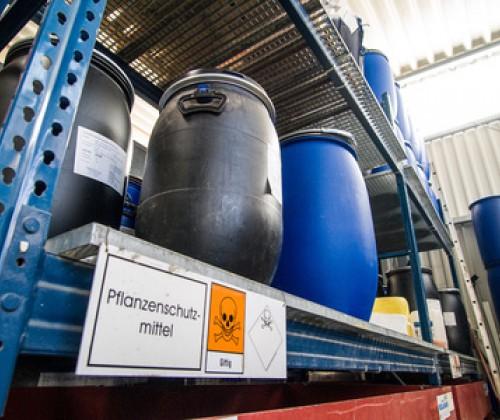 Daten zu chemischen Stoffen in Lebensmitteln