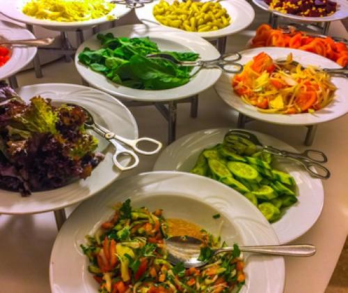 Salatcremes und Essig-Öl-Dressings im Test