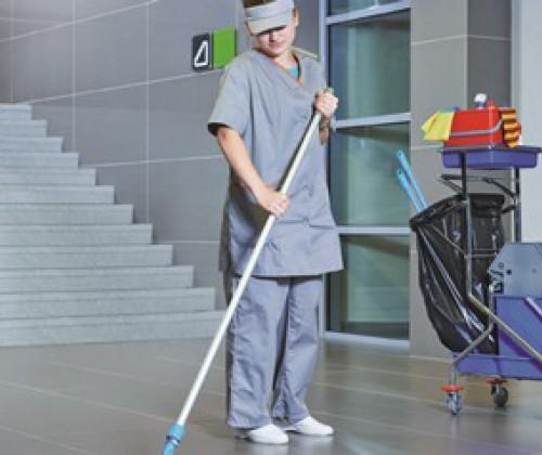 Selbstkontrolle und Überwachung der Reinigung