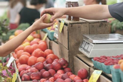Falsche Herkunft bei Äpfeln beworben