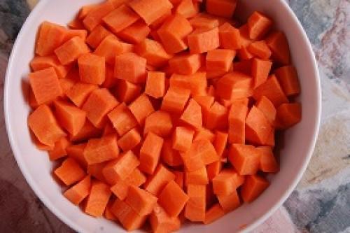 Gekochte Karotten können allergische Reaktionen auslösen