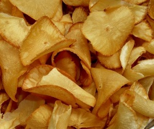 Acrylamid in Kartoffel- und Gemüsechips