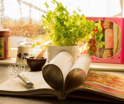 Lebensmittelsicherheit: Kochbücher in der Diskussion