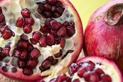 Pestizide in Granatäpfeln