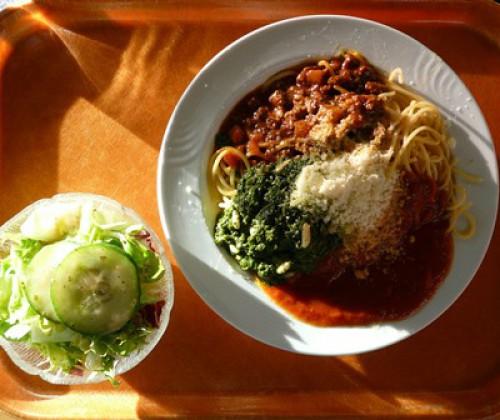 Studenten essen gesünder als erwartet