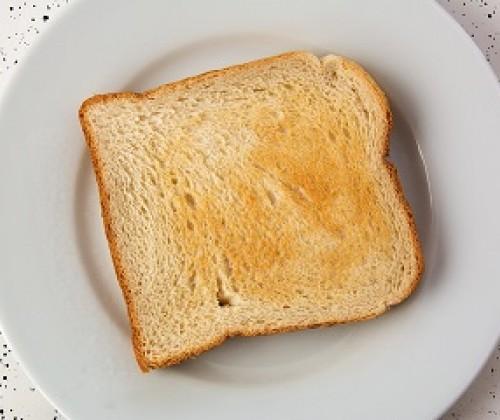 Mineralöl in Toast